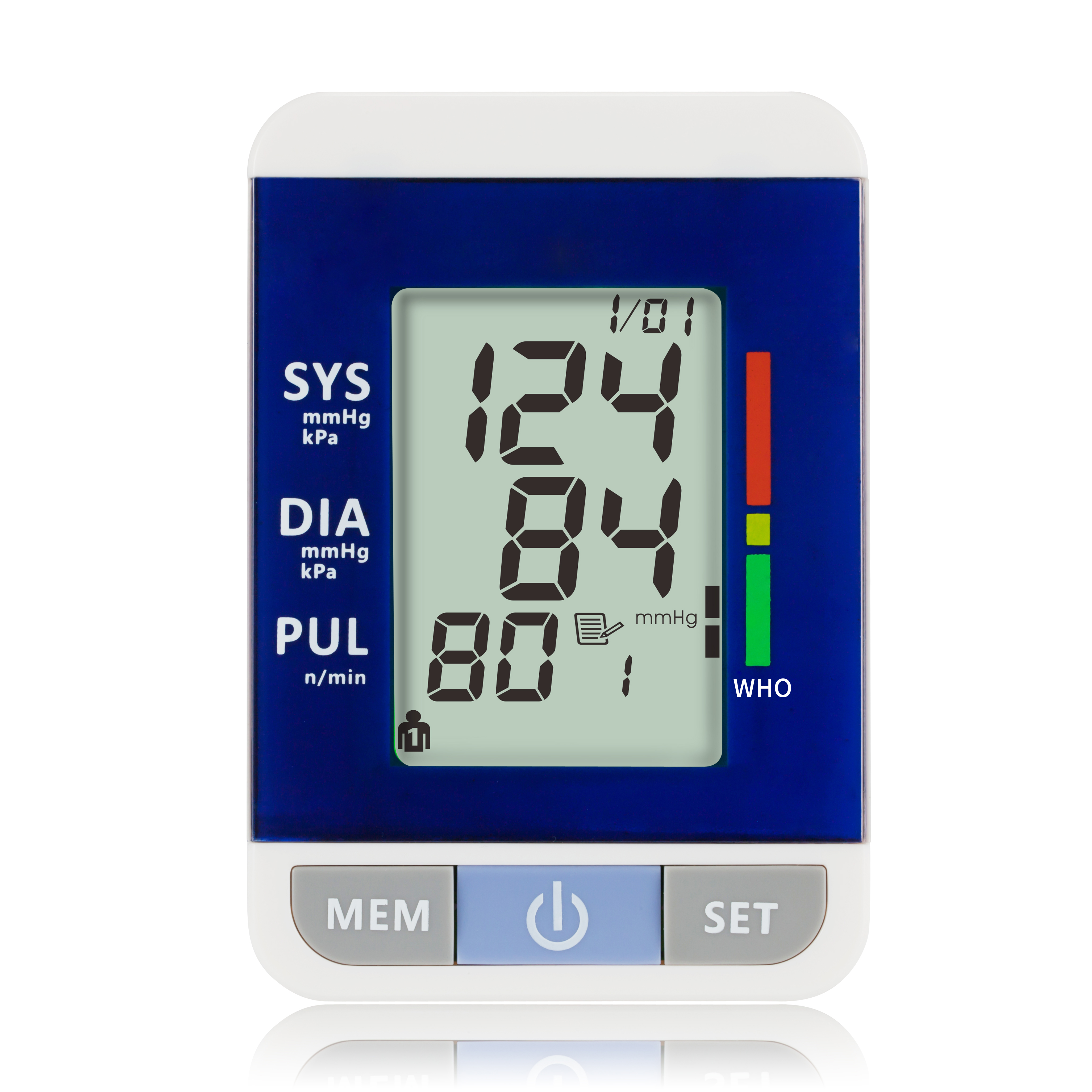 2017 New Arrival Talking Function BLS-2009A Arm Type Blood Pressure Monitor with 99 Memory