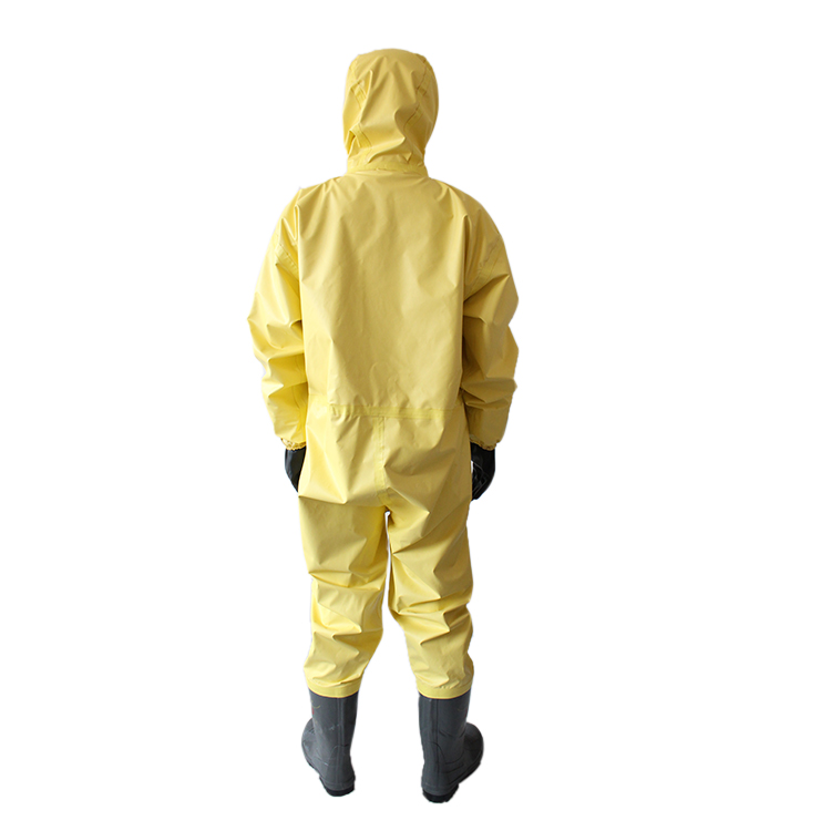 Hot sale level b chemical suit with ccs certificate - KingCare | KingCare.net