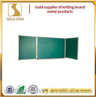 High Quality Sliding chalkboards and foldable Whiteboards