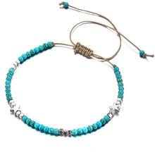 Женский винтажный браслет на ногу IF YOU Moon, браслет на ногу многослойный с подвеской в виде звезд(Китай)