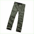 OT02P Outdoor Spring Summer Camping Hiking Quick Drying Thin Pants Travel Active Removable Hiking Perspiration Trousers