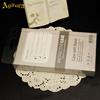 transparent pvc case+pillow+card paper