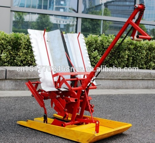 Hand Operated 2018 new farm machine 2 rows manual rice transplanter
