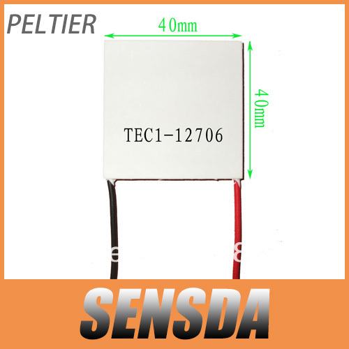 Wholesale Tec Peltier Module Tec1 12706 Thermoelectric