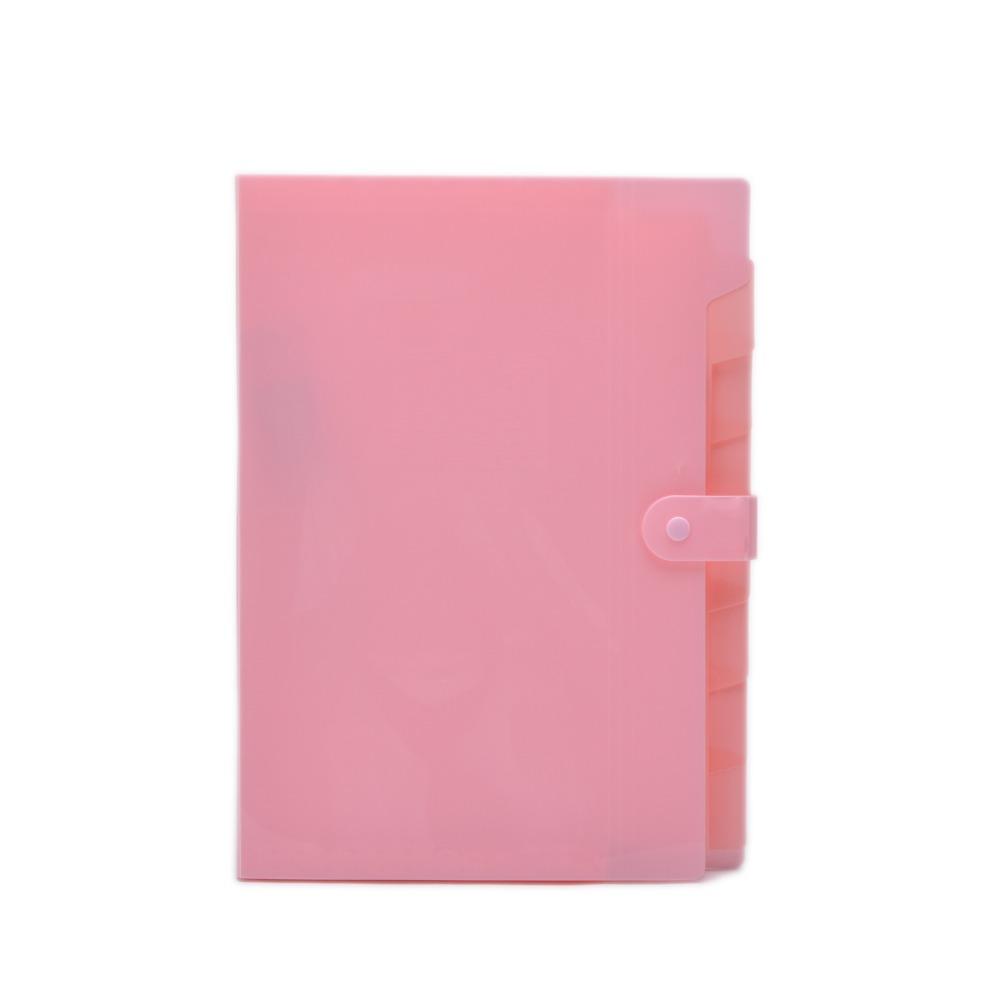 Customized a4 landscape pvc file folder manufacturer