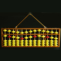 Big Size Abacus Chinese Soroban Tool Mathematic Education for Teacher Chinese Calculator Hanging Abacus Soroban Teaching