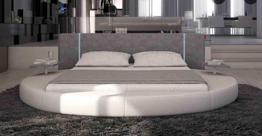 Unique Design New Style Heart Shaped Led Bed Buy Design Bed Lighting Bed Bed Product On Alibaba Com