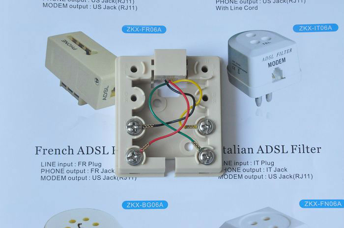Ivory Wall Surface Mount Phone Jack 4-wire Telephone - Buy Surface Mount  Phone Jack Product on Alibaba.comAlibaba