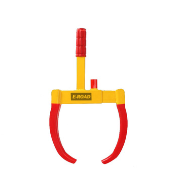 Car Wheel Lock and Wheel Clamp