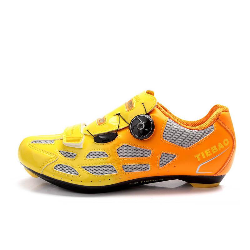 New 2015 Brand Autolock Road Cycling Shoes Men Women ...