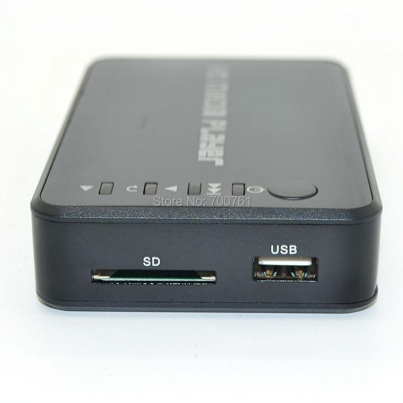 full hd 1080p sd u disk hdd media player usb external. Black Bedroom Furniture Sets. Home Design Ideas