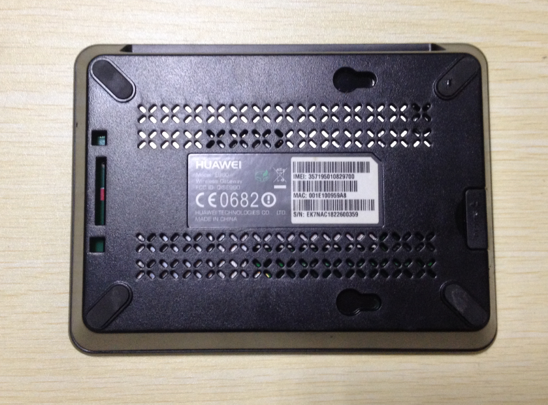 E960 3g WIFI router with SIM card slot