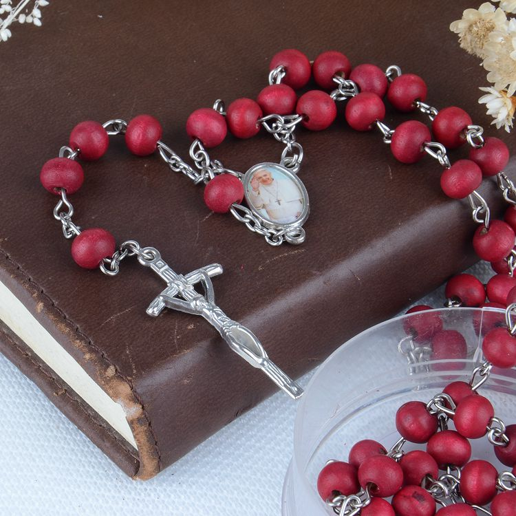 A & J Добро пожаловать OEM индивидуальные оптовые четки, католические четки, ароматические четки, цепи из бусин.