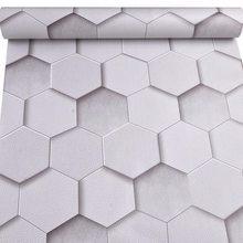 Новое поступление 45 см * 10 м Размер Водонепроницаемый самоклеющийся 3D стикер стены обои papel де parede для детской комнаты и спальни стены(Китай)