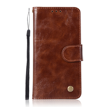 Hot Popular Card Slot Leather Cover For Samsung Galaxy S5 Case