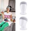Women Girls Yoga Sports Sweatband Headband Elastic Hair Band Accessories free shipping