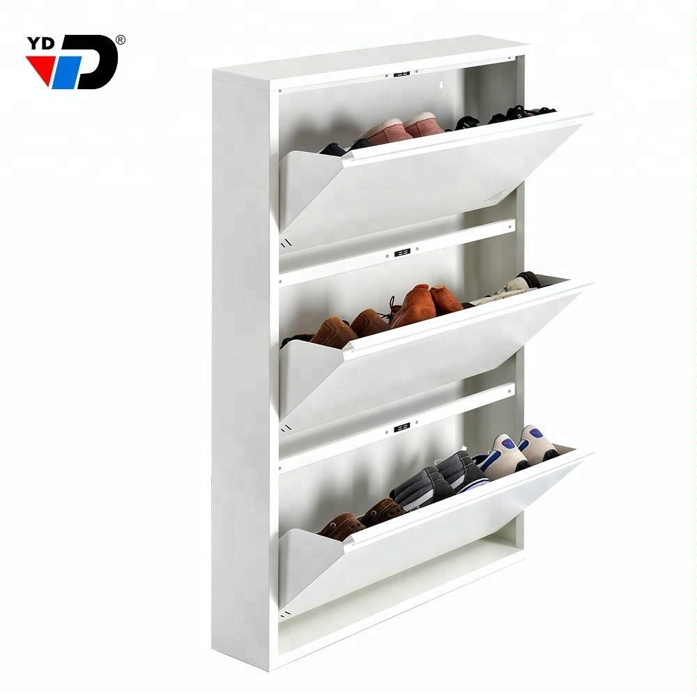 covered multi-layer easy to assemble vertical models shoe cabinet furniture wall holder metal behind door storage japanese racks