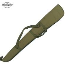 Тактическая Рыболовная Сумка 130 см, военная сумка для ружья, чехол для переноски, сумка для охотничьего ружья(Китай)