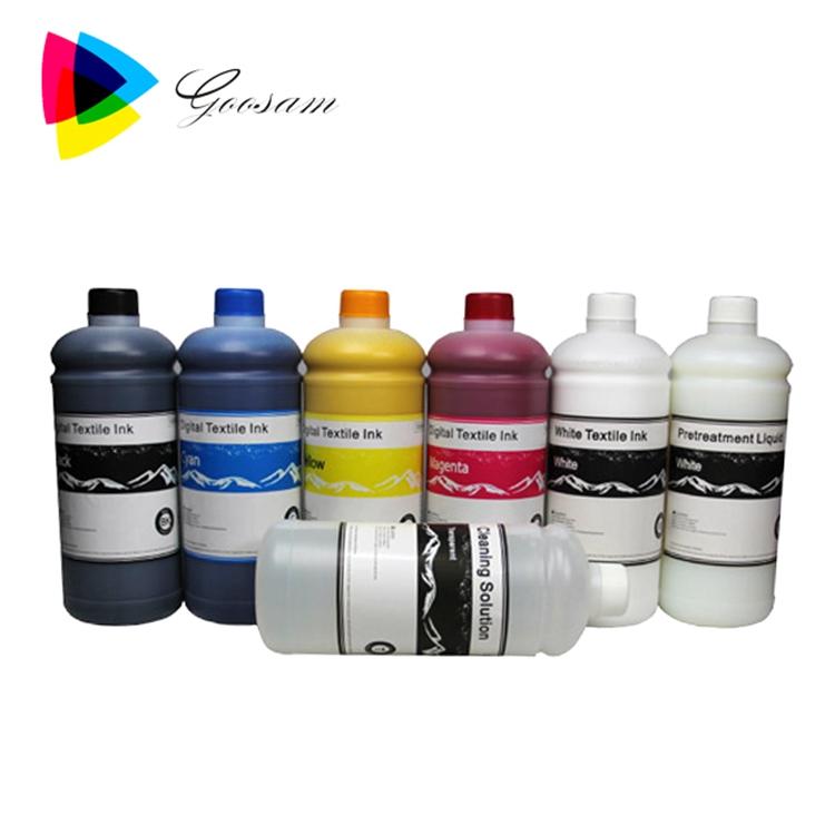 Digital Textile Printing Ink for Kornit Storm 1000 Direct to Garment Printer