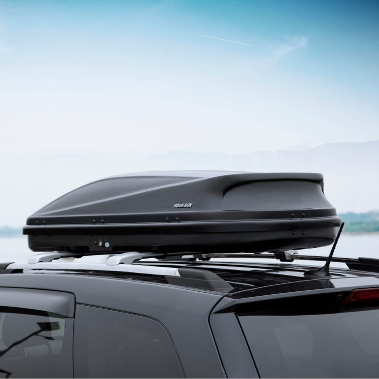 Vehicle Fit roof rack luggage Which Easy to Open and Close