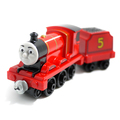 x50 Free shipping 2015 diecast metal hooks Thomas and James model train children s gift to