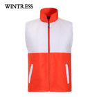 2019 New design gym vest for men work volunteer vest with any logo