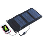 hottest selling 5W 5V cheap solar mobile phone charger
