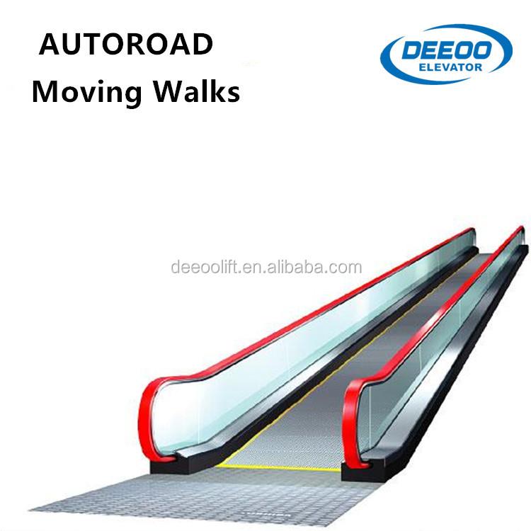 DEEOO, торговый центр, аэропорт, автомобильная дорожка, движущиеся прогулки
