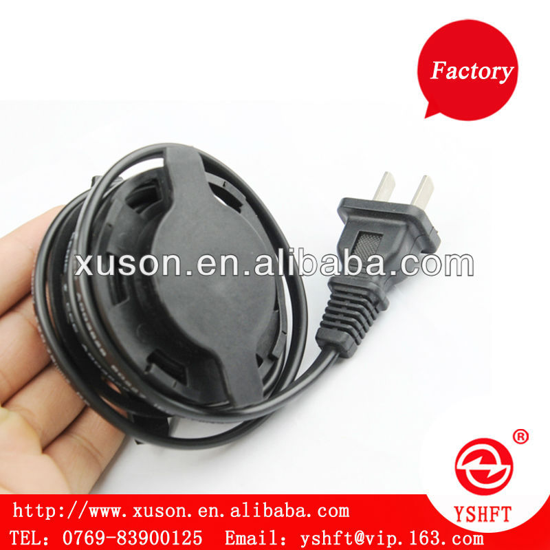 Ysh Auto Extension Power Cord Reel Spring Loaded For Home