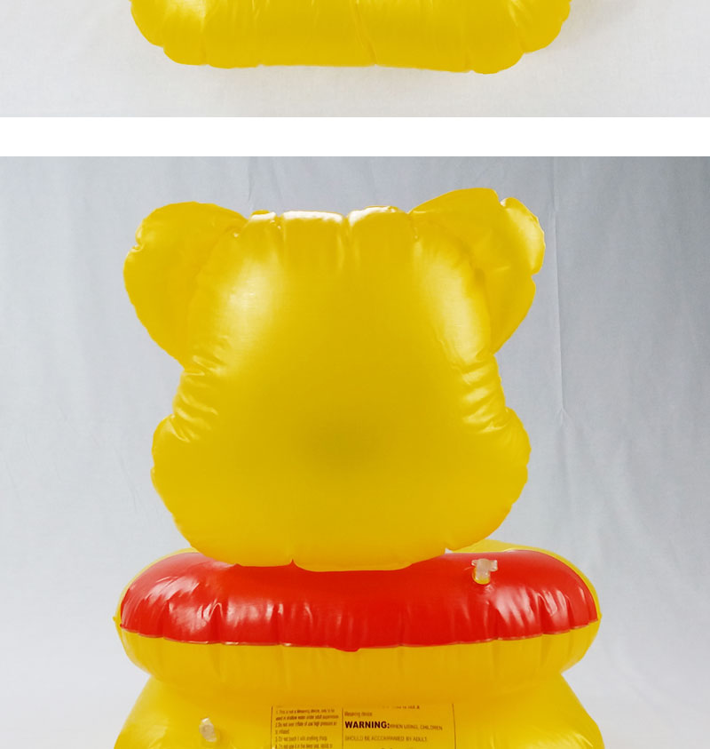 Baby Seats & Sofa Practical High Quality Spongebobs Shape Plastic Cheap Price Childrens Inflatable Sofa Chair Kids Play Toy 40*40*42cm Baby Furniture