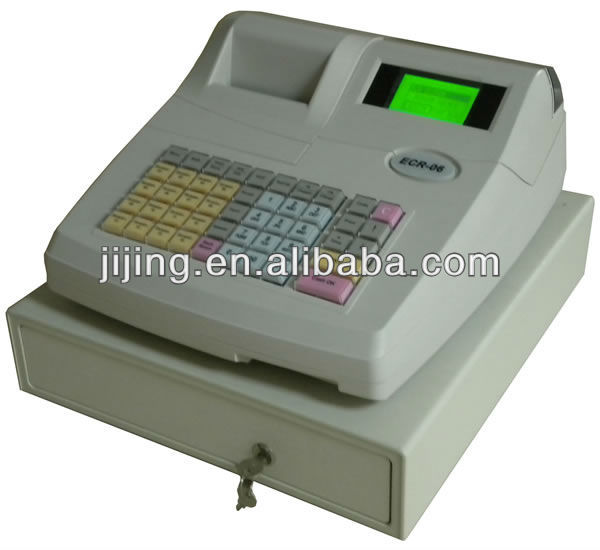 Used Electronic Cash Register For Sale Ecr-06 - Buy Used ...