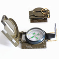 Survival Compass New Portable Multifunction Folding Lens Compass Professional Pocket Military Army Geology Compas