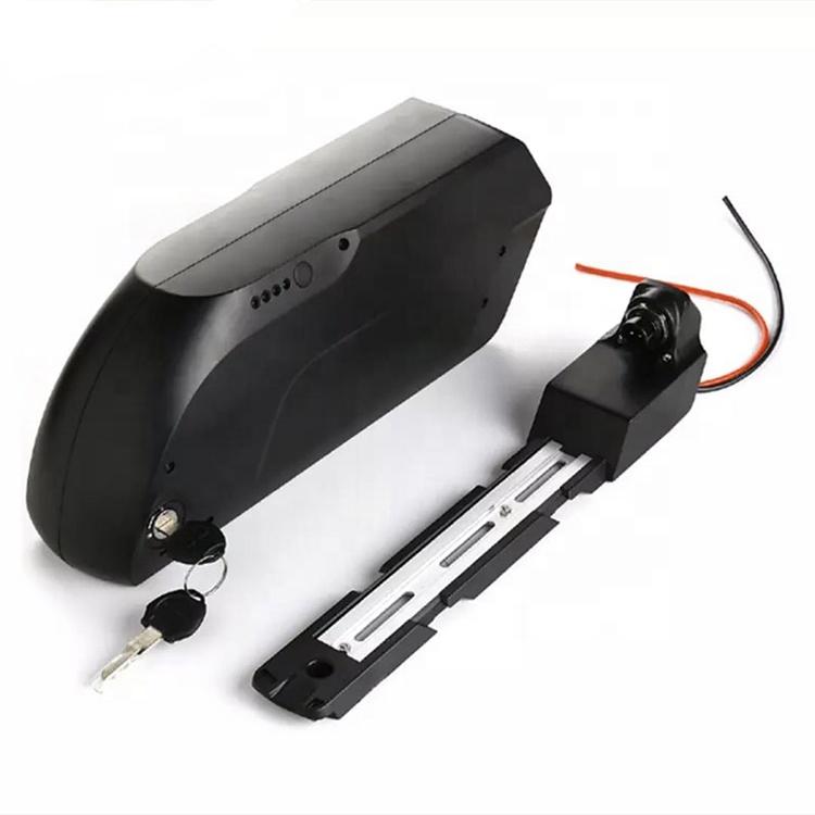 48v 17.5ah Panasonic Samsung LG cells 2900 3500mah 1000w electric bike kit with tiger shark style li-ion lithium battery
