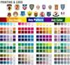 Aangepaste kleuren