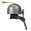 ROCKBROS Steel Copper Bicycle Ordinary Bells Clearly Sounds Bicycle Accessories Riding Bike Safety Horn bicicleta Cycling