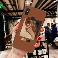 Yinuoda цветочный винтажный Летний чехол для телефона с большим художественным дизайном для XiaomiMi6 Mix2 Mix2S Note3 8lite Redmi5 note5 Note4 4X(Китай)