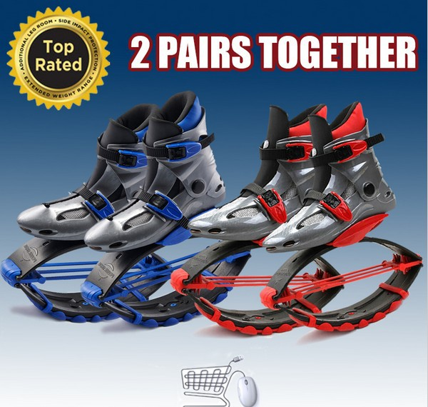 buy 2pairs kangoo jumps fitness shoes. Black Bedroom Furniture Sets. Home Design Ideas
