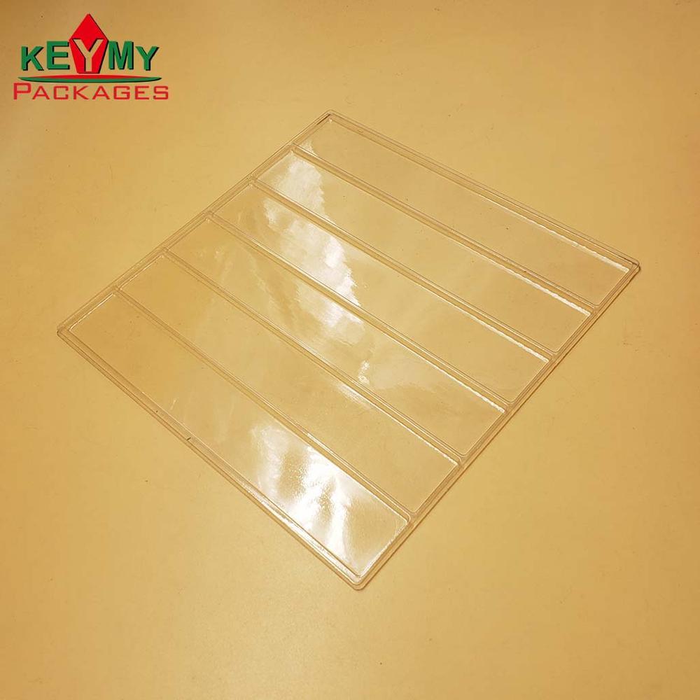 Пластиковый блистерный поднос с коробкой для шоколада от сертифицированного ISO завода