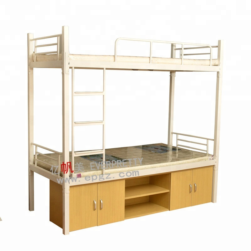 Factory Direct Price Metal Bunk Bed With Storage View Bunk Beds With Storage Everpretty Product Details From Guangzhou Everpretty Furniture Co Ltd On Alibaba Com
