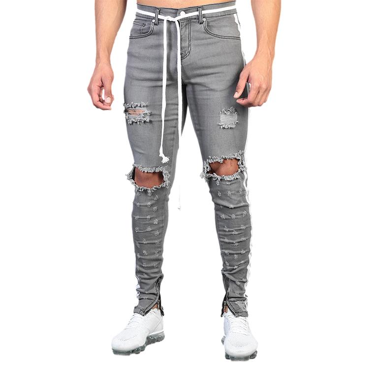 Encuentre El Mejor Fabricante De Jeans Blancos Rotos Y Jeans Blancos Rotos Para El Mercado De Hablantes De Spanish En Alibaba Com