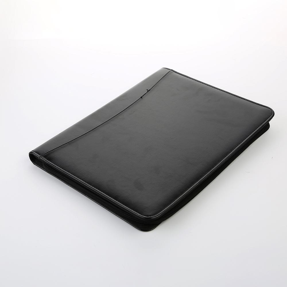 Индивидуальная деловая папка для файлов a4/a5 кожаный чехол-портфель на молнии