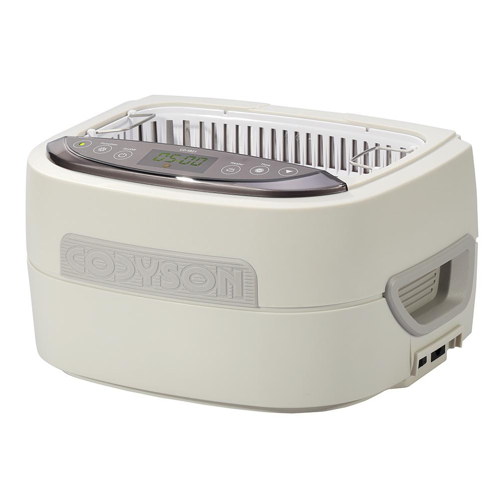 Ультразвуковой очиститель codyson из нержавеющей стали CD-4821 с функцией подогрева