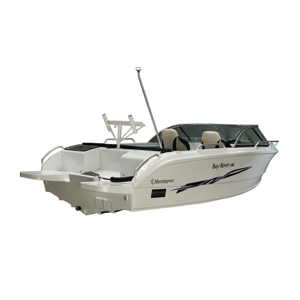 16ft Cheap Aluminum Fishing Boats For Sale Without Outboard Motor