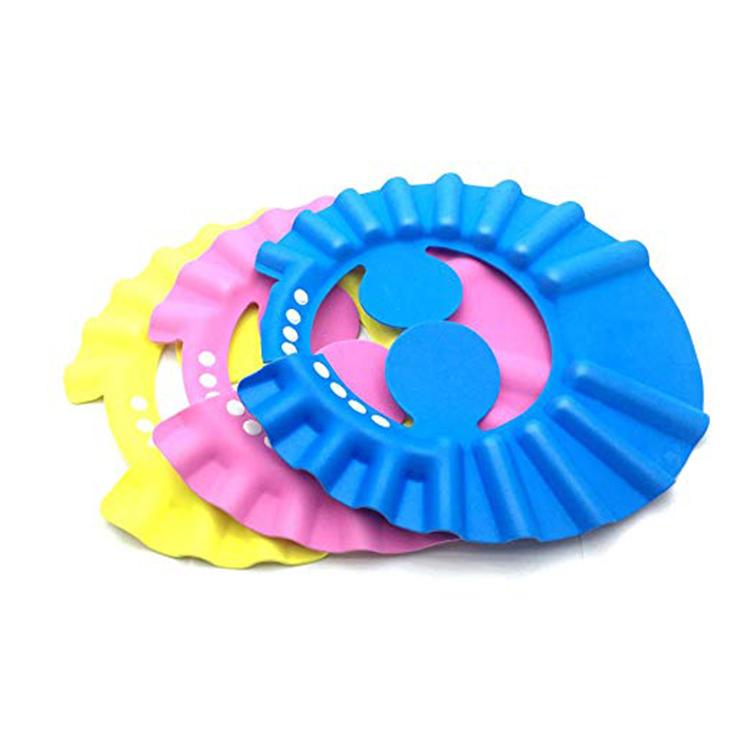 A313 EVA пенная водонепроницаемая шапочка для купания для детей