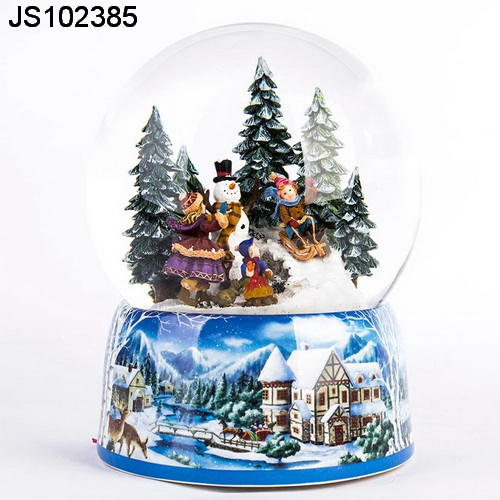 Gift Items Christmas Water Ball Decor With Music And Led Light Buy Gift Items Christmas Water Ball Product On Alibaba Com