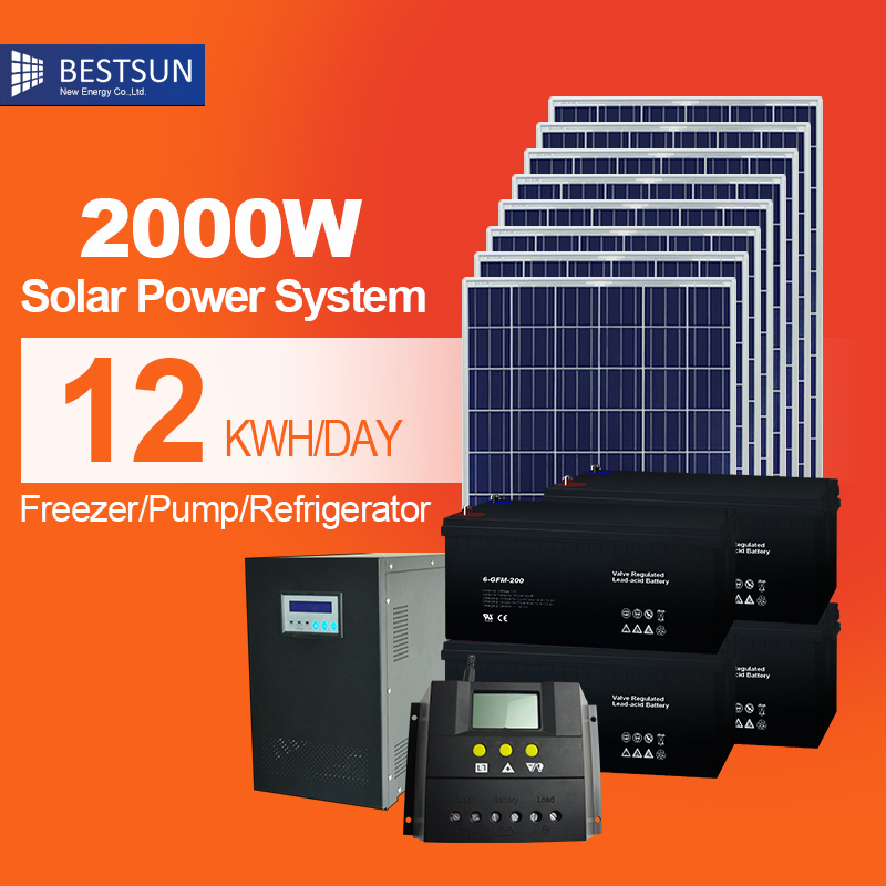 Solar Pv Systems Backup Power Ups Systems: Aliexpress.com : Buy Solar PV Renewable Power System Kit