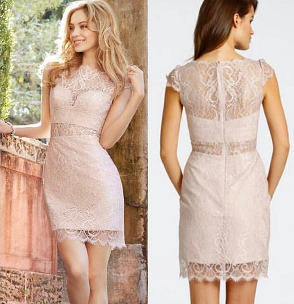Aliexpress Com Buy Simple Elegant See Through Lace Part: Popular Sheer Prom Dresses-Buy Cheap Sheer Prom Dresses