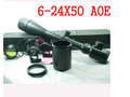 Free shipping Leapers UTG 3 9X32 AOCE RGB With Sun Shade dense point sight tube with