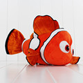 25cm Finding Nemo Movie Cute Clown Fish Stuffed Animal Soft Plush Toy Dory Plush Doll Kids