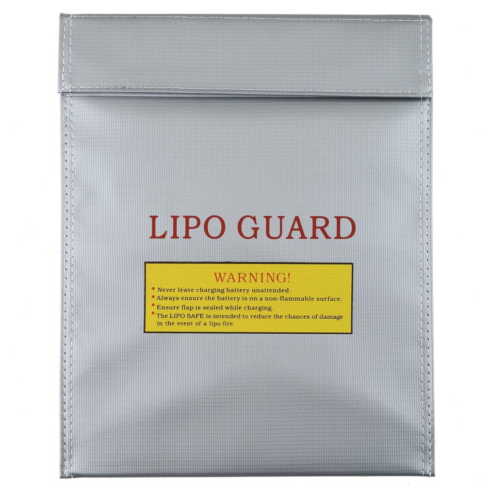 Search 1Pc Fireproof RC LiPo Battery Safety Bag Safe Guard Charge Sack 23 x 30cm Large